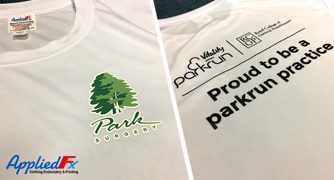 Park Surgrey Park Run Tshirts